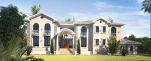 1 300x122 - Residential Villa 01