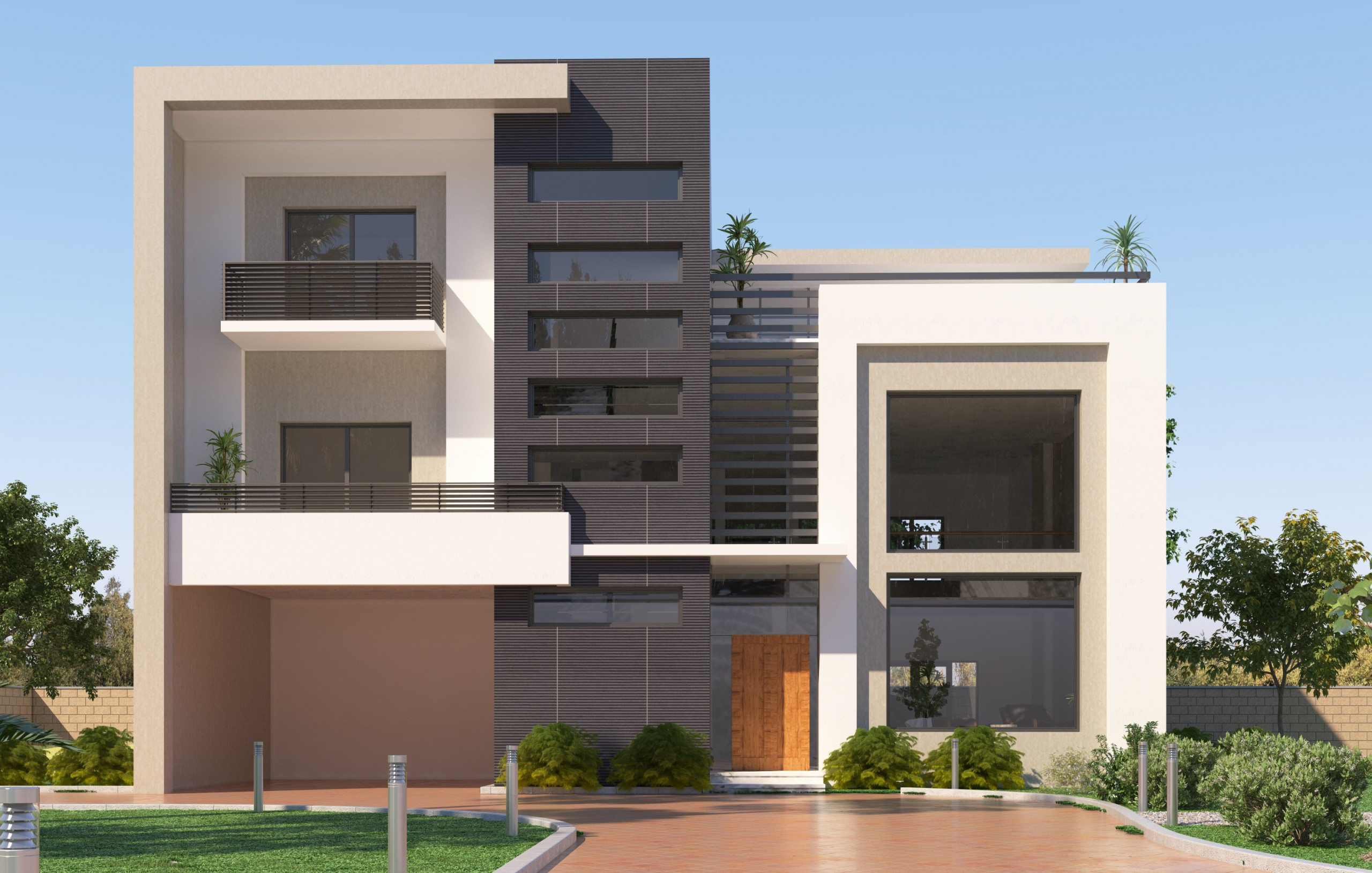 2 Copy scaled - Residential Villa 08