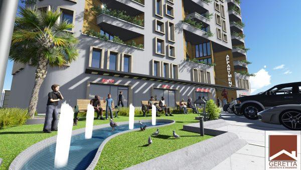 Alemayehu ketema Apartment Addis Ababa Render 06 Geretta1 600x338 1 - Apartment 03