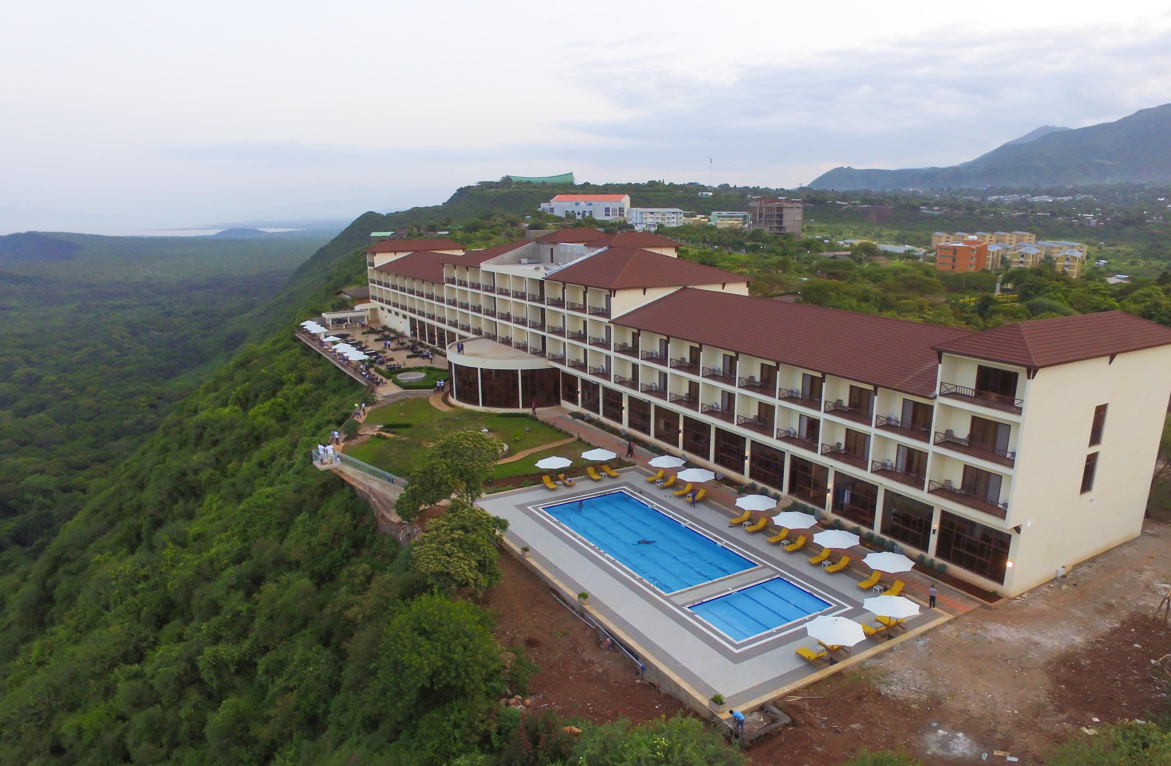 DJI 0019 - Haile Resort Arba minch