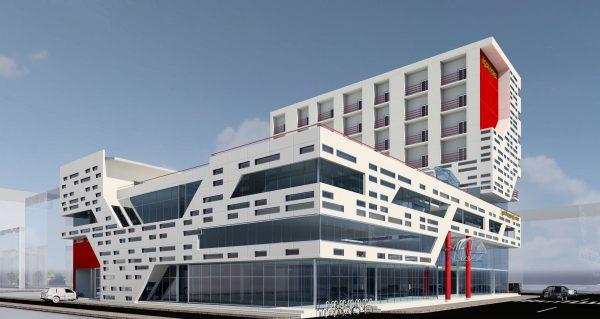 Egoli plc Bahirdar Mixed use Building 02 Geretta1 600x319 - Egoli