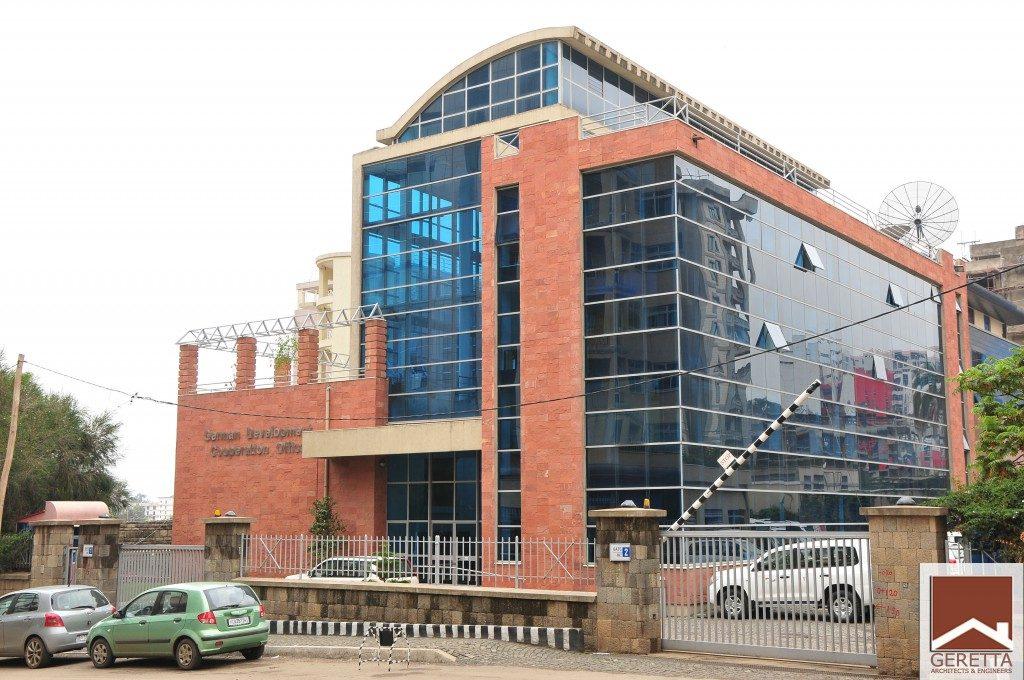 GIZ Office Ethiopia Addis Ababa Exterior 02 1024x680 1024x680 - German House