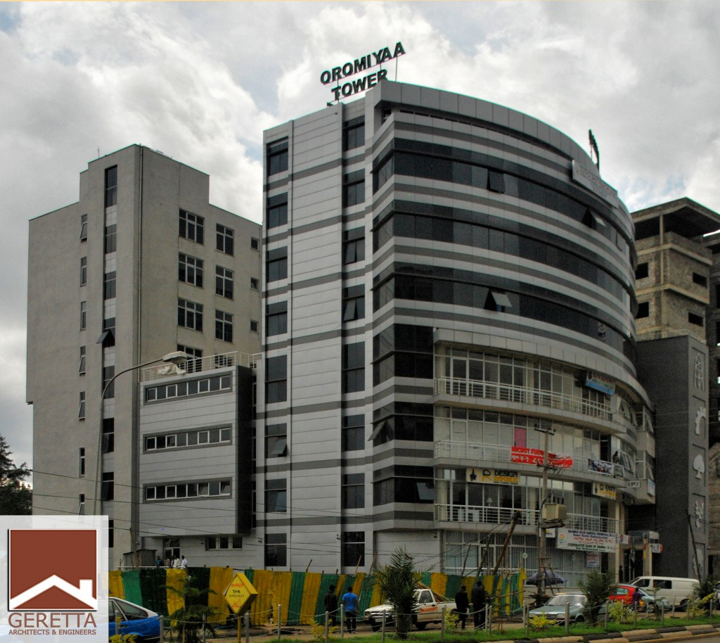 Oromia Building From City of Refuge Church 01 Geretta 1024x914 - Oromia Development Association