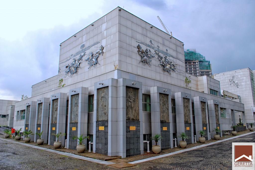 Oromia Cultural Center Addis Ababa 04 0 Geretta 1024x685 - Oromia Cultural Center