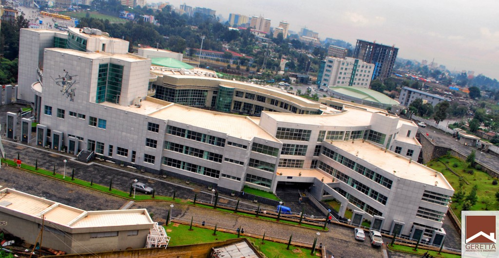 Oromia Cultural Center Addis Ababa Arial Geretta 1024x531 - OUR PORTFOLIO
