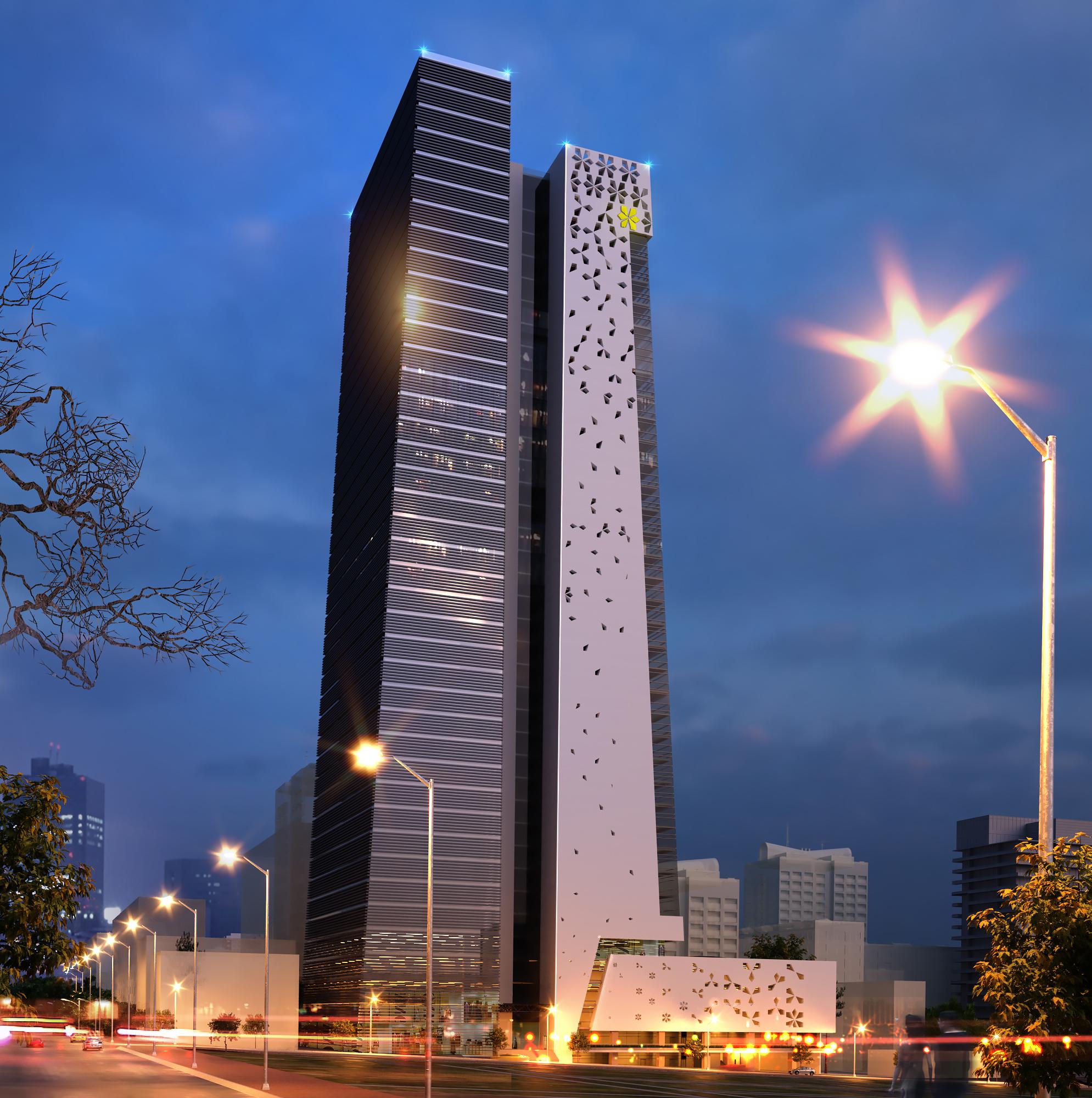 Abisinia 0 - Bank of Abyssinia HQ