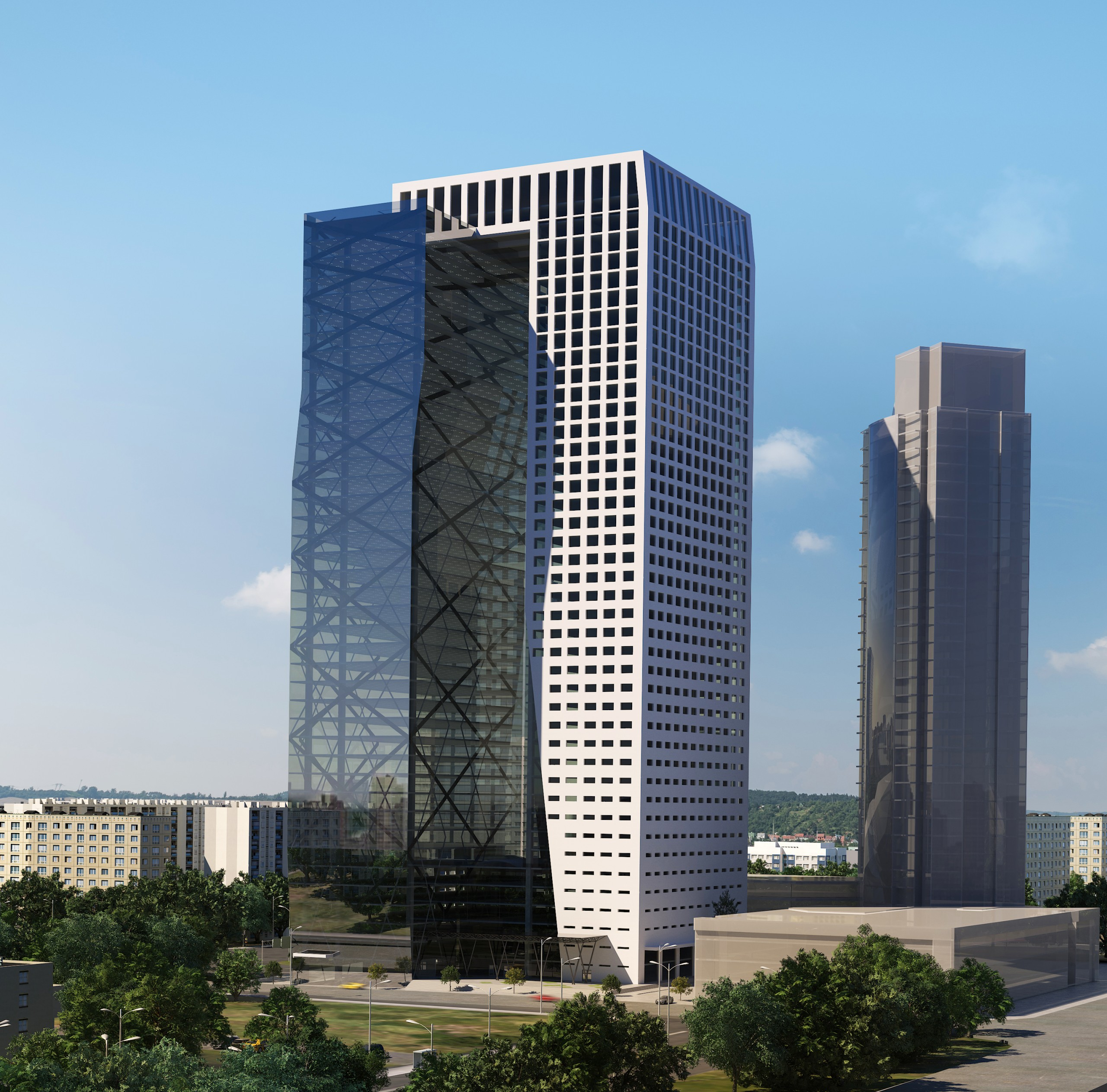 EPCO 2 scaled - Ethiopian Electric Power Co. HQ