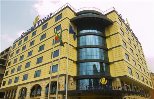 001 - Hotel Golden Tulip Addis Ababa