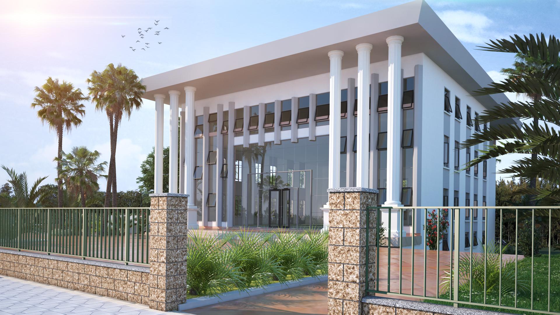 1 4 - Djibouti Embassy to Ethiopia Residence