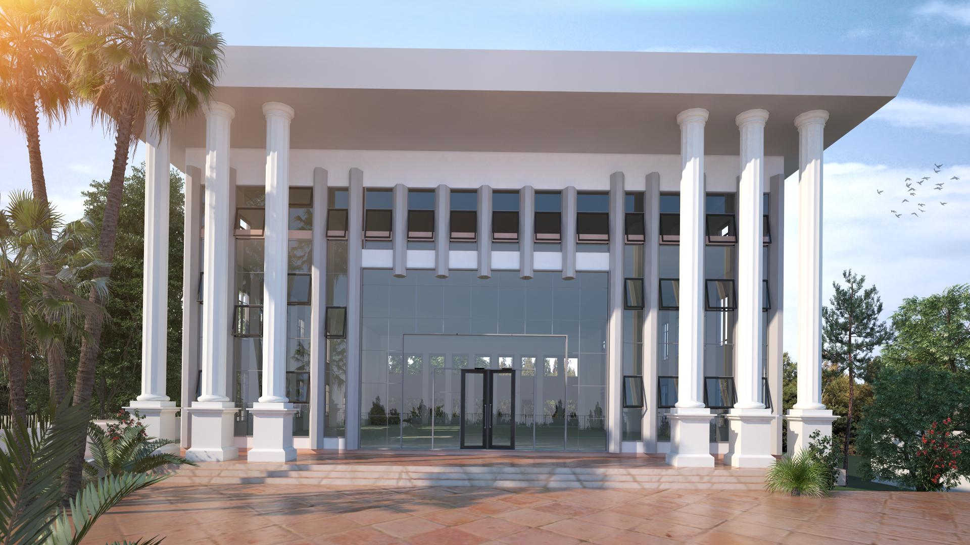 2 4 - Djibouti Embassy to Ethiopia Residence