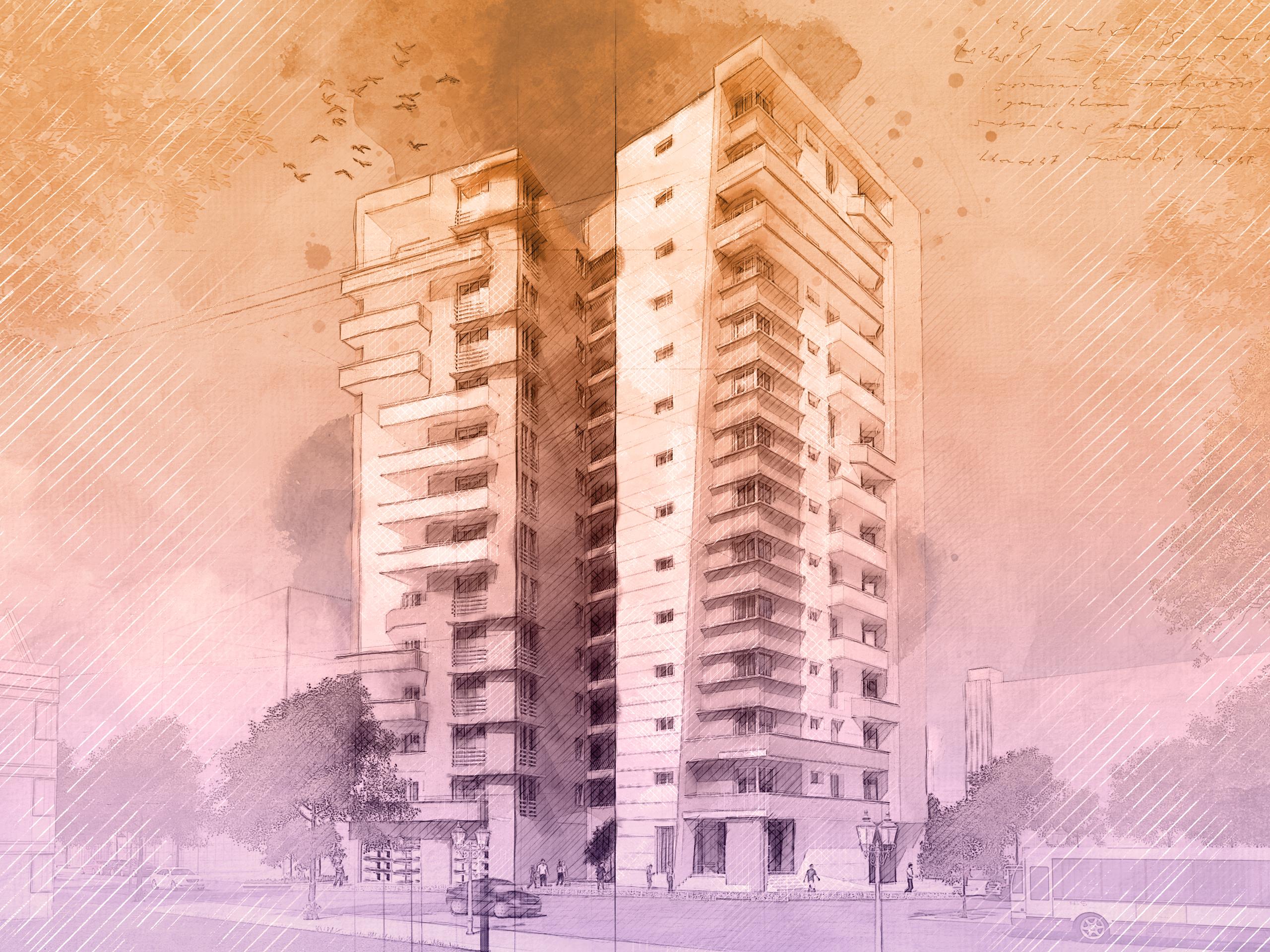 2 9 1 - Apartment Complex