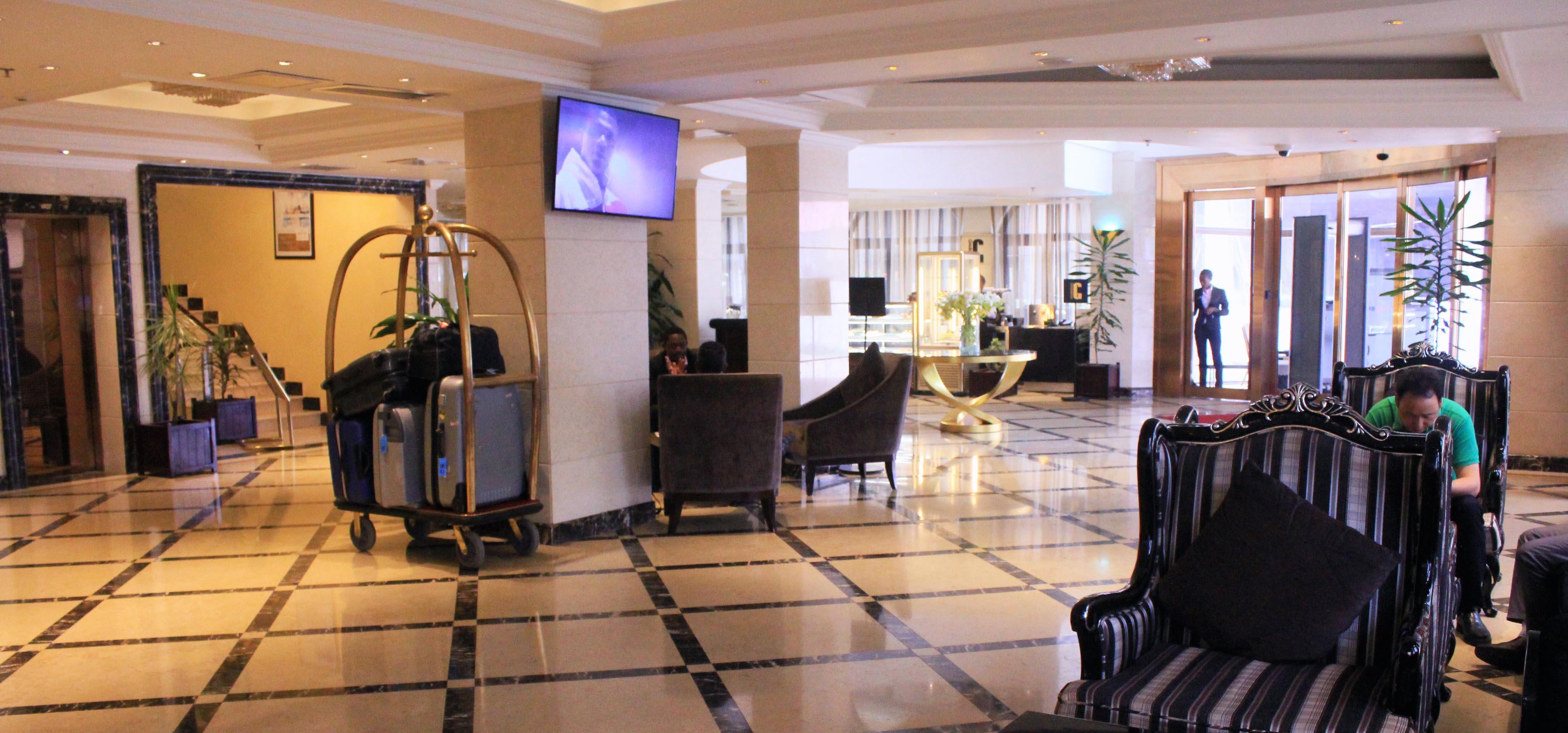Golden Tulip Addis Ababa 2 - Hotel Golden Tulip Addis Ababa