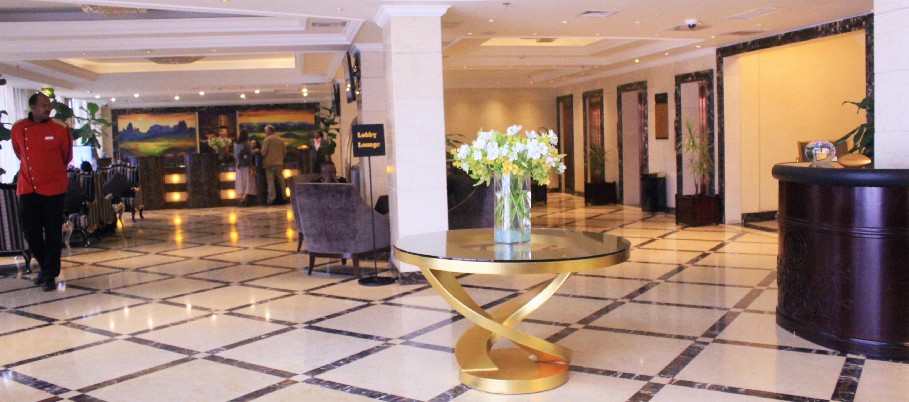Golden Tulip Addis Ababa 3 - Hotel Golden Tulip Addis Ababa