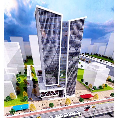 ORDA tripple tower - OUR PORTFOLIO