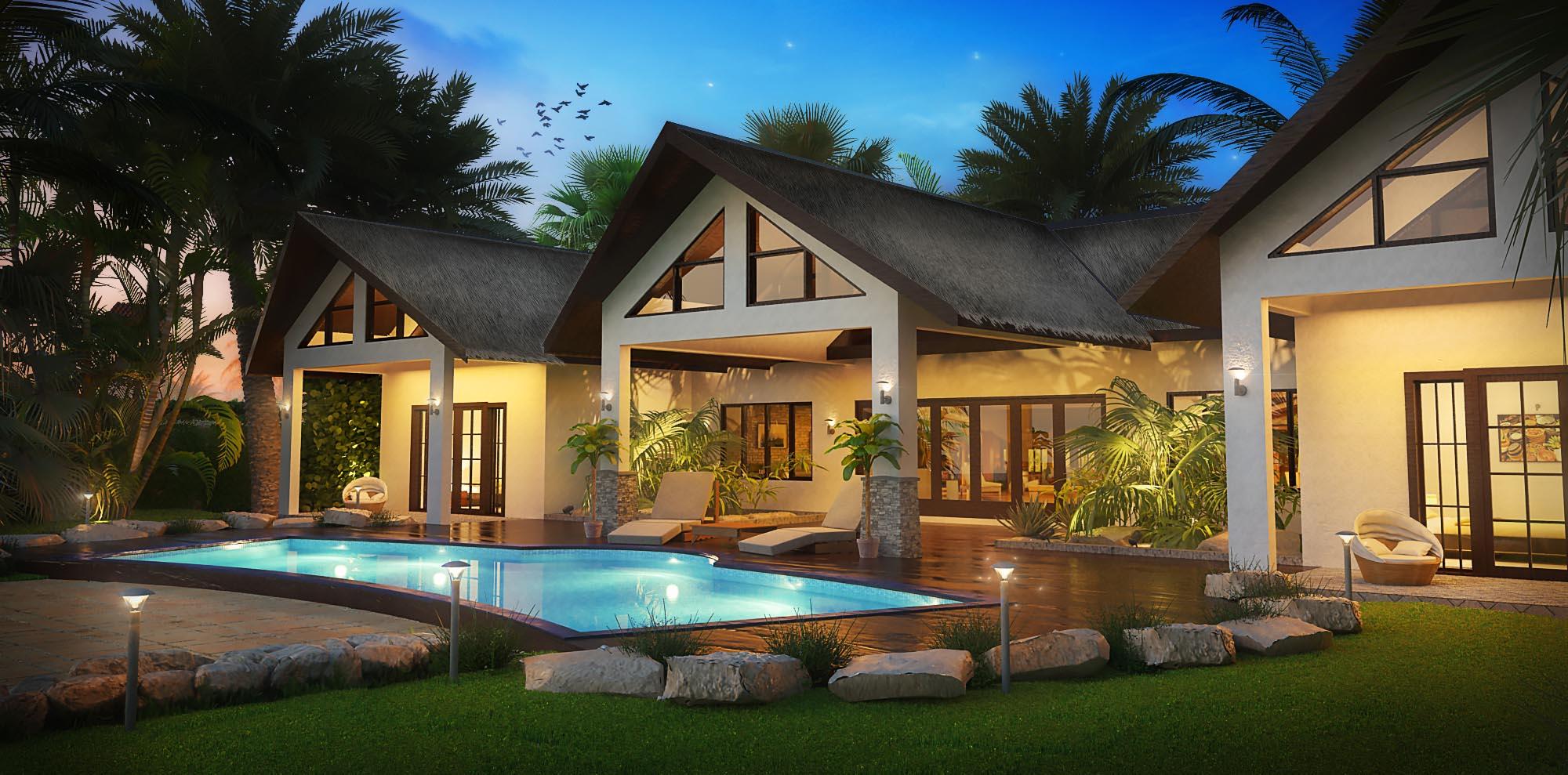 bangalow 1 - Dusit Thani Resort